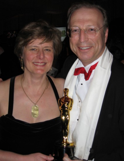 Peter & Henrietta at the Oscars. March 2006
